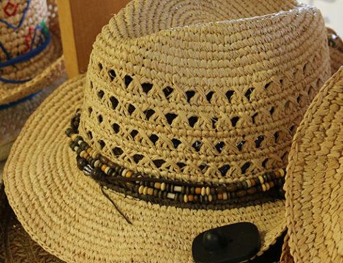 Woven Hats & Baseball Caps